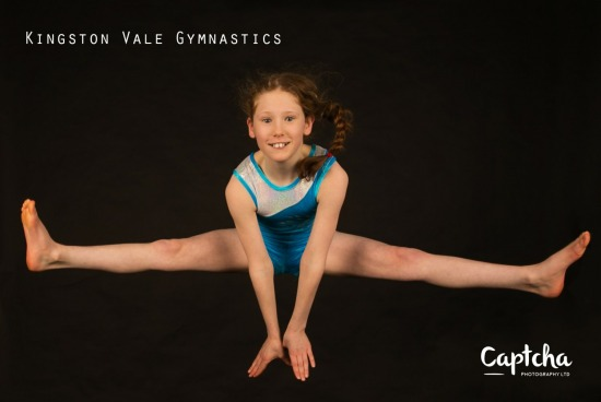 Kingston Vale Gymnastics - putting the F in flexible