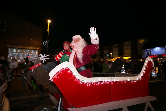 East Leake Christmas Lights Event