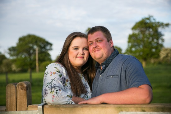 Elizabeth & Ryan Pre wedding shoot