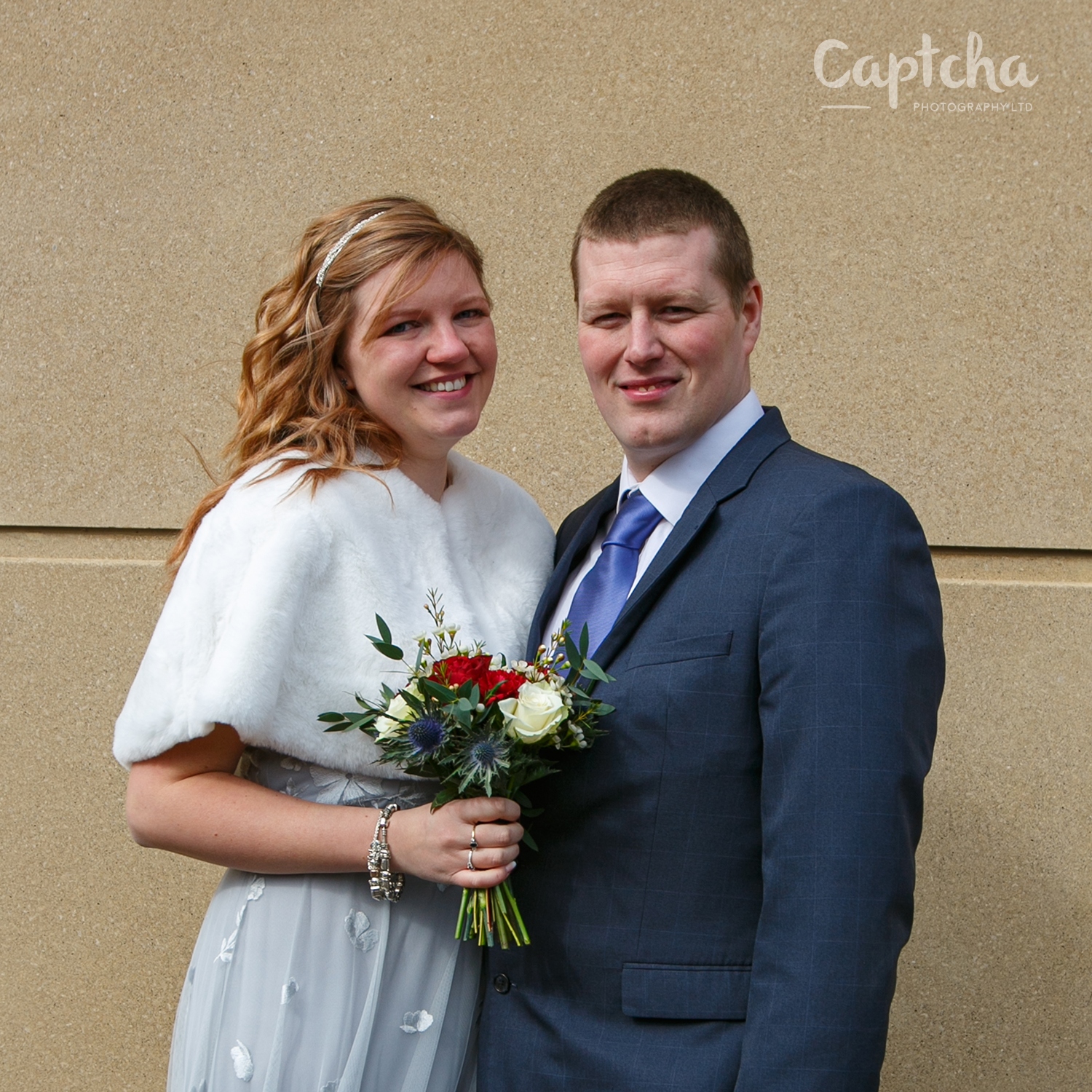 The 20 Year Wedding March: Captcha Photography