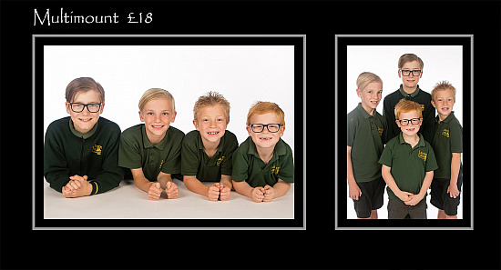 Free School/Nursery Shoots - CODE